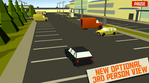 Pako – Car Chase Simulator screenshots 1