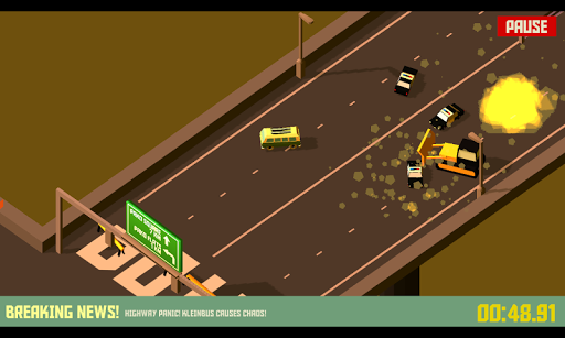 Pako – Car Chase Simulator screenshots 16