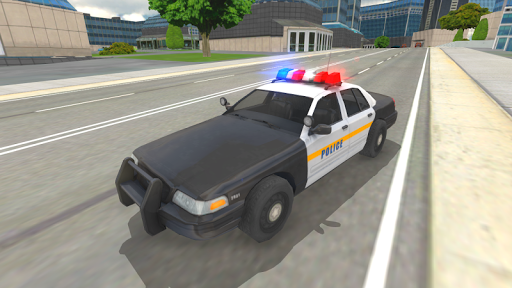 Police Car Crazy Drivers screenshots 5