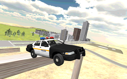 Police Car Simulator 2016 3.1 screenshots 10