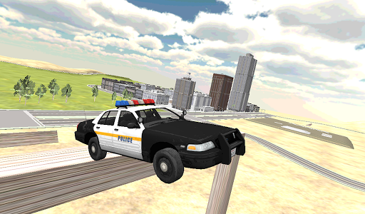 Police Car Simulator 2016 3.1 screenshots 18
