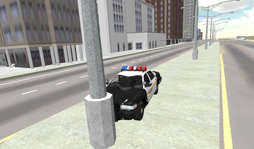 Police Car Simulator 2016 3.1 screenshots 19