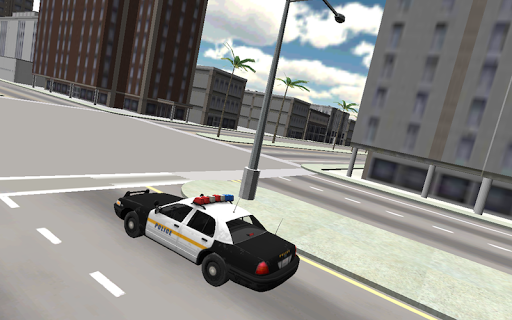 Police Car Simulator 2016 3.1 screenshots 5