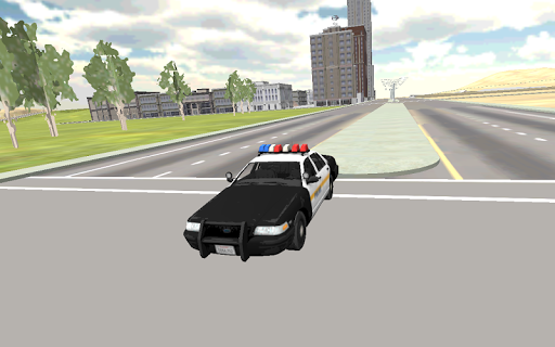 Police Car Simulator 2016 3.1 screenshots 9