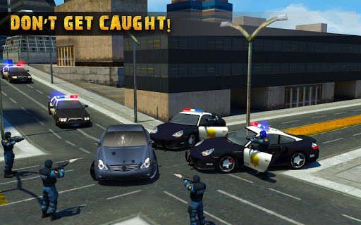 Police Chase Car Escape Plan Undercover Cop Agent 1.4 screenshots 10