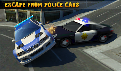 Police Chase Car Escape Plan Undercover Cop Agent 1.4 screenshots 14