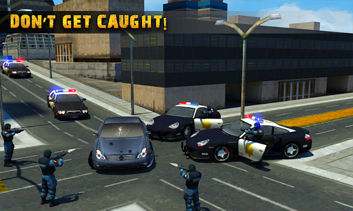Police Chase Car Escape Plan Undercover Cop Agent 1.4 screenshots 5