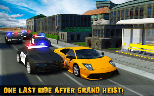 Police Chase Car Escape Plan Undercover Cop Agent 1.4 screenshots 6