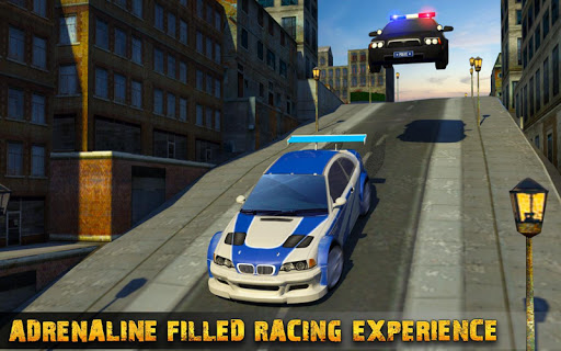 Police Chase Car Escape Plan Undercover Cop Agent 1.4 screenshots 7