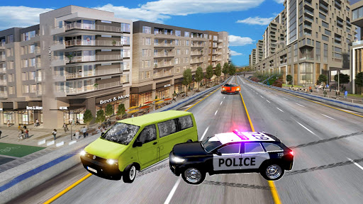 Police Highway Chase in City – Crime Racing Games 1.0.3 screenshots 5