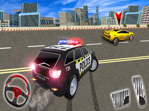 Police Highway Chase in City – Crime Racing Games 1.0.3 screenshots 7