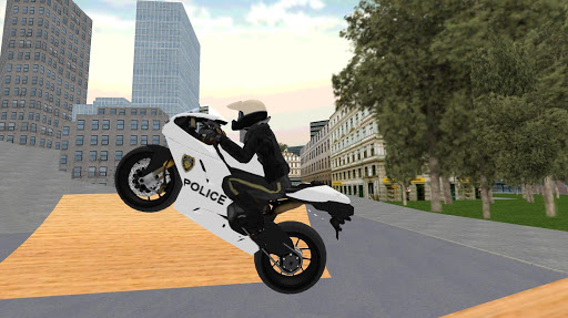 Police Motorbike Simulator 3D 1.14 screenshots 14