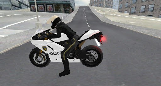 Police Motorbike Simulator 3D 1.14 screenshots 3