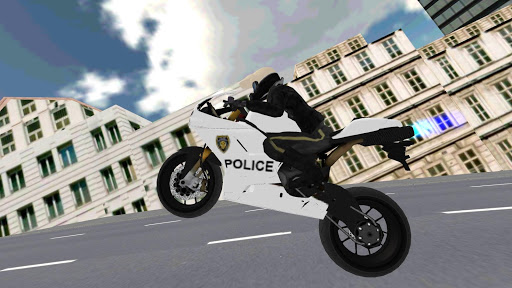 Police Motorbike Simulator 3D 1.14 screenshots 7