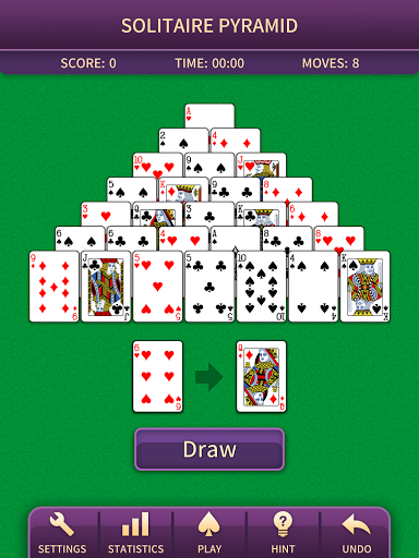 Pyramid Solitaire Classic. 1.0.4 screenshots 13