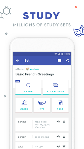 Quizlet Learn Languages amp Vocab with Flashcards screenshots 5