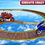 Download Racing Moto Bike Stunt : Impossible Track Game 1.0 APK Mod APK