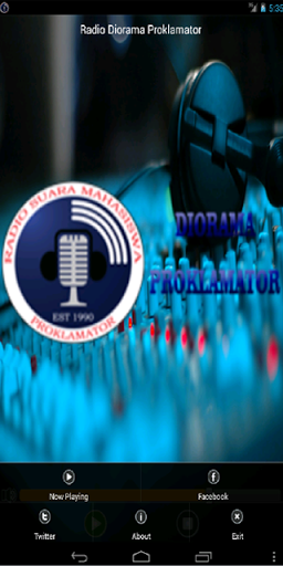Radio Diorama Proklamator 2.0.1 screenshots 2