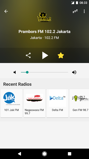Radio FM Indonesia 6.1 screenshots 2