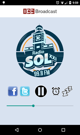 Radio SOL XXI 99.8 1.1 screenshots 1