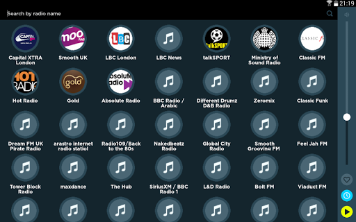 Radio UK 2.7.1 screenshots 3
