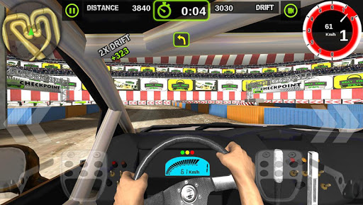 Rally Racer Dirt screenshots 1