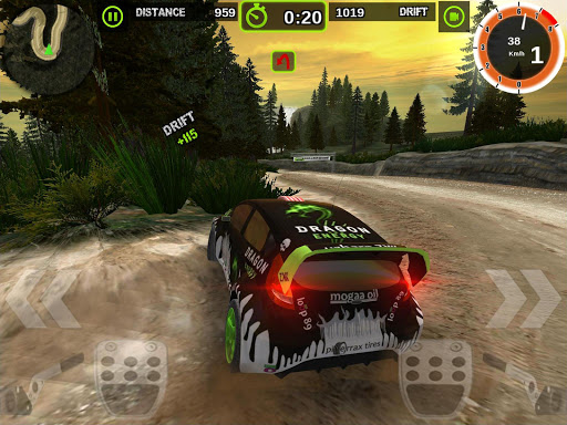 Rally Racer Dirt screenshots 15