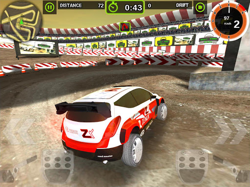 Rally Racer Dirt screenshots 17