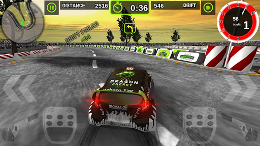 Rally Racer Dirt screenshots 2