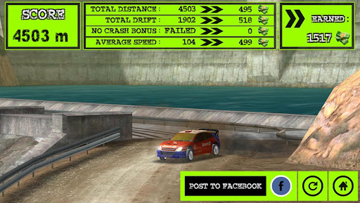 Rally Racer Dirt screenshots 8