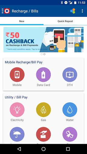 Recharge Pay Bills amp Shop 3.03.01.01 screenshots 7