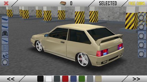 Russian Cars 8 in City 3.0.2 screenshots 10