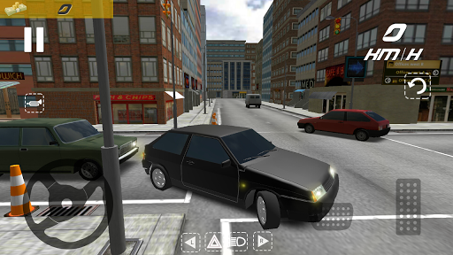 Russian Cars 8 in City 3.0.2 screenshots 17