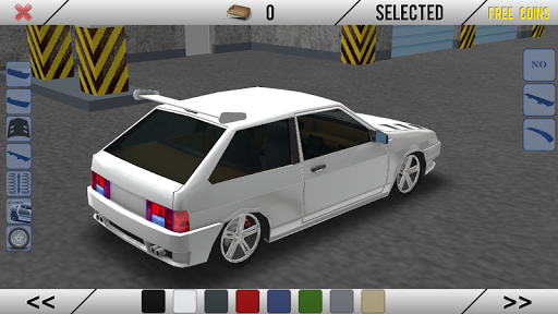 Russian Cars 8 in City 3.0.2 screenshots 4