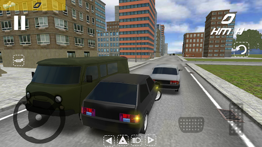 Russian Cars 8 in City 3.0.2 screenshots 8
