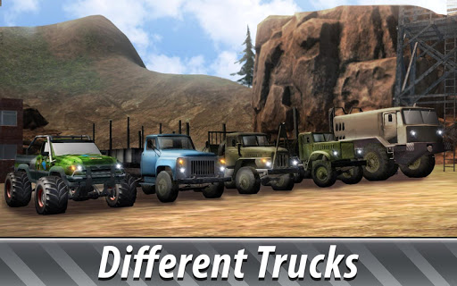 Russian Trucks Offroad 3D 1.14 screenshots 2