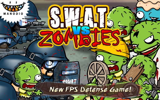 SWAT and Zombies 1.1.20 screenshots 1
