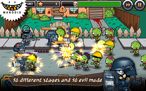 SWAT and Zombies 1.1.20 screenshots 4