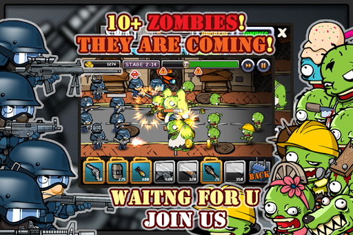 SWAT and Zombies 1.1.20 screenshots 5