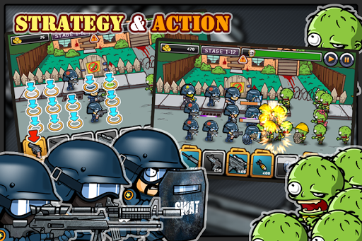 SWAT and Zombies 1.1.20 screenshots 6