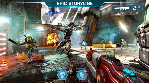 Shadowgun Legends 0.2.1 screenshots 1