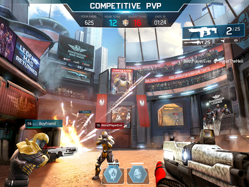Shadowgun Legends 0.2.1 screenshots 11