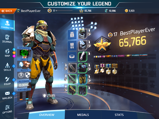 Shadowgun Legends 0.2.1 screenshots 13