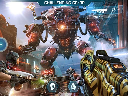 Shadowgun Legends 0.2.1 screenshots 17