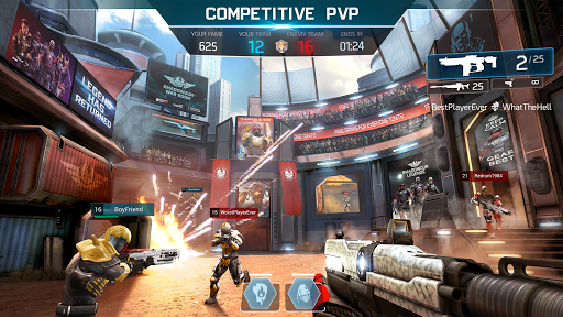 Shadowgun Legends 0.2.1 screenshots 4