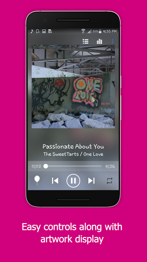 Simple Music Player 8.1.6 screenshots 3