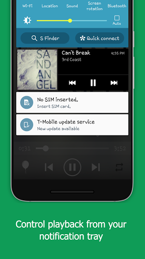Simple Music Player 8.1.6 screenshots 4