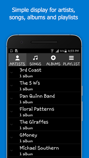 Simple Music Player 8.1.6 screenshots 5