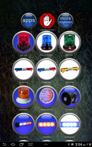 Siren Ringtones screenshots 5
