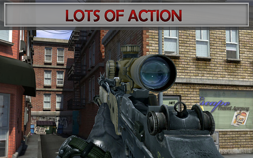 Sniper Fury 3D Assassin Gun Shooter FPS War Game 11.0.0 screenshots 11